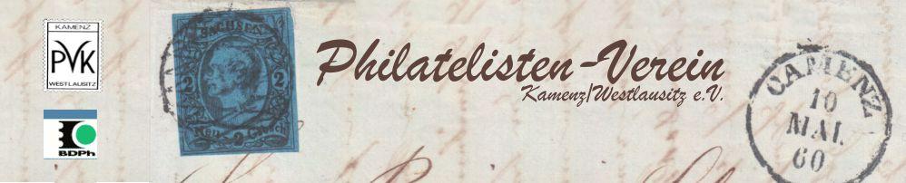 Philatelisten-Verein Kamenz/Westlausitz e.V.